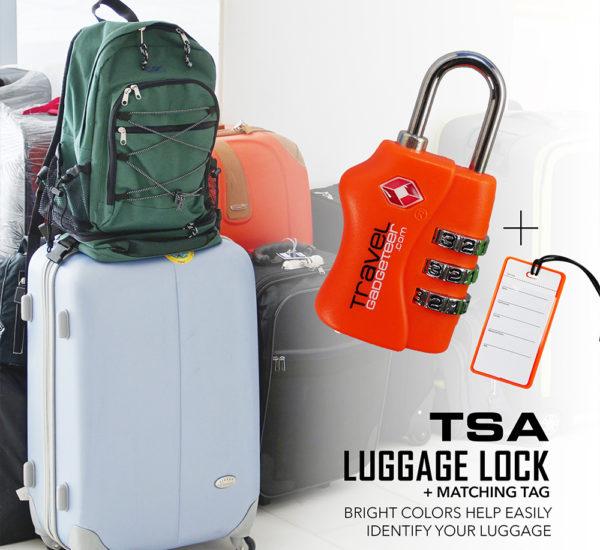 TSA Lock & Tag